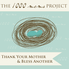 The 1000 moms Project