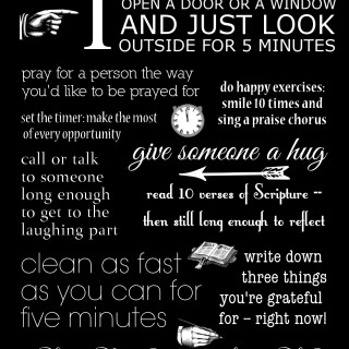 10 Things to do before You Click {black}