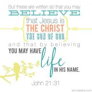 John 21:31