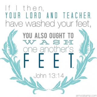 John 13:14