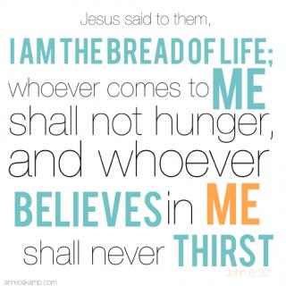 John 6:32