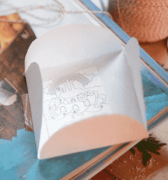 25 Advent Envelopes (blue)