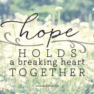 Hope Holds Hearts