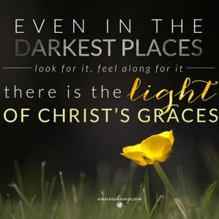 Even in the Darkest Places