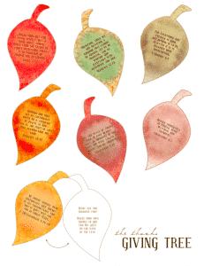 The Thanksgiving Tree (Spanish Edition)