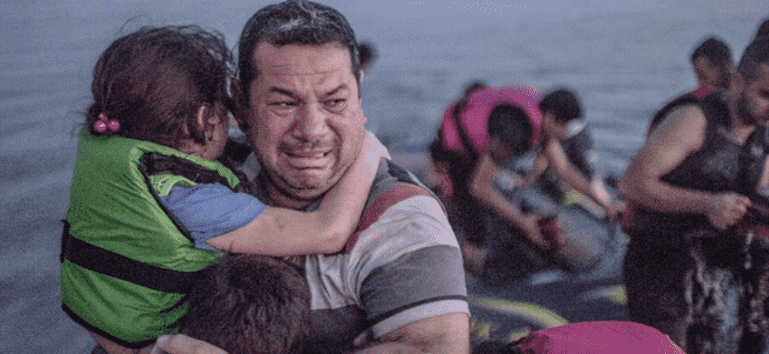 5 Ways To Stand Up & Be The Church in The World's Worst Refugee Crisis Since World War II