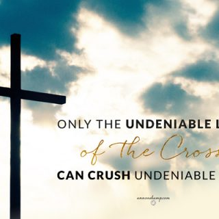 Only the undeniable love