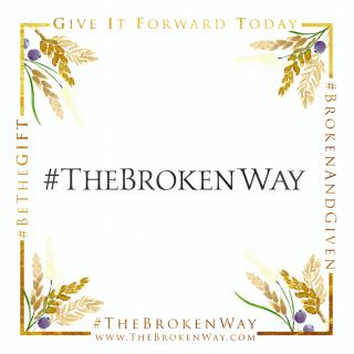 BeTheGIFT card: The Broken Way