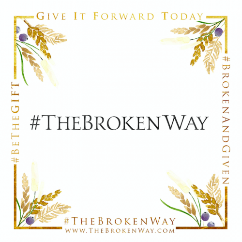 BeTheGIFT card: The Broken Way