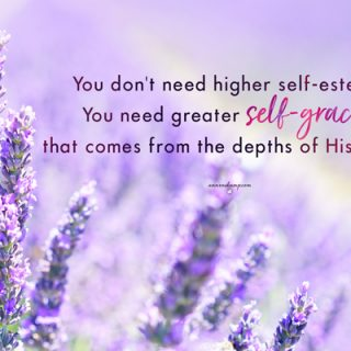 You don't need higher self esteem
