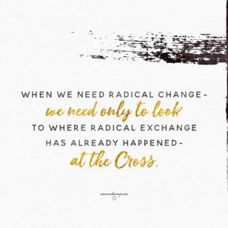 When we need radical change