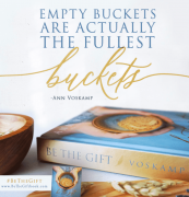 Empty buckets are