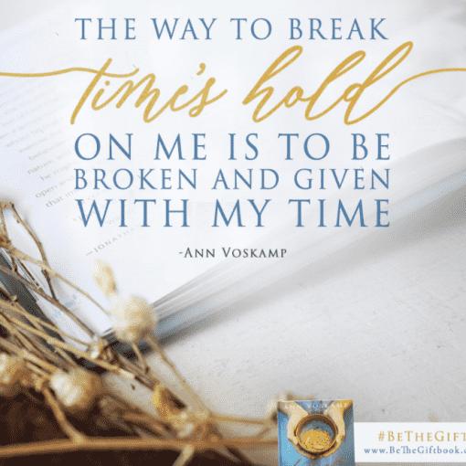 The way to break