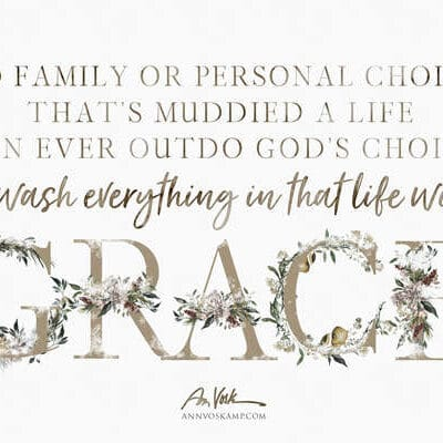 No family or personal choice