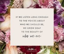 If you listen long enough