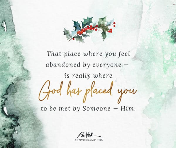 God has Placed You