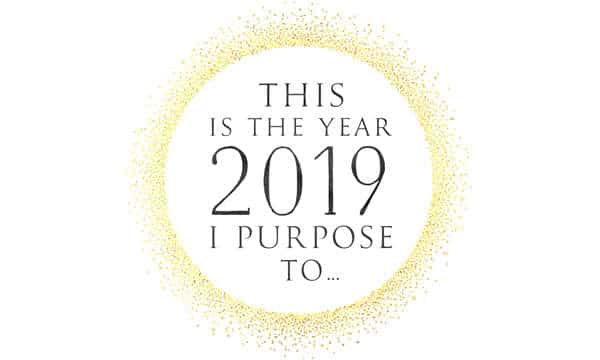 2019 – This is the Year Printable Monthly Cue Cards
