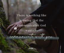 The Communicative God